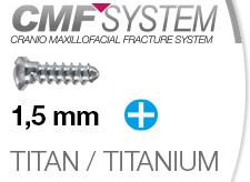 1131 CMF Schrauben 1,5mm
